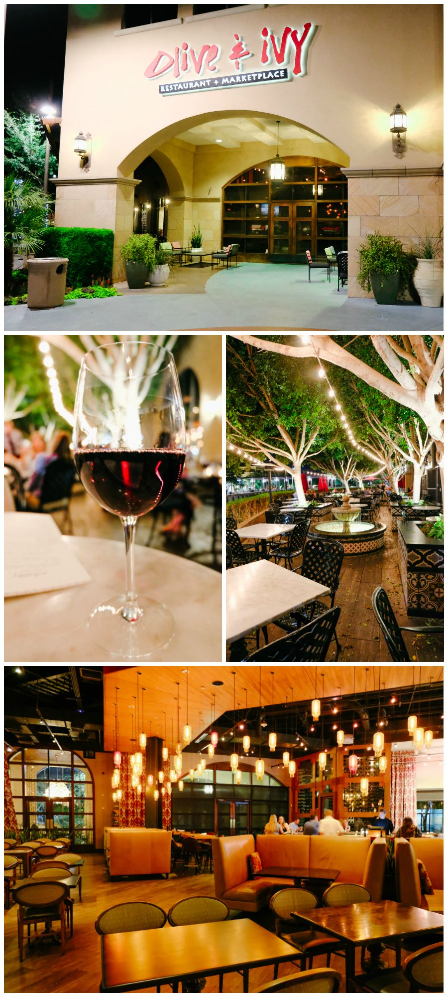 Places To Eat In Scottsdale Arizona Olive And Ivy Deliciousfood Travel Food Restaurants