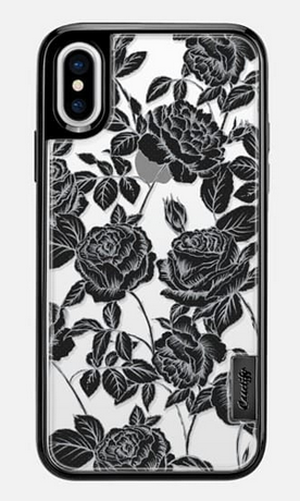 on sale 68666 891aa Black roses @Casetify #Casetify #iPhones #cases #phonecase | Cute ...