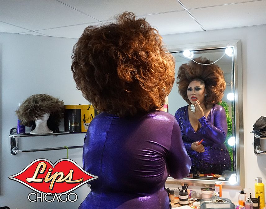 Our glam showgirls are getting ready to entertain you! Come party with them nightly at LIPS Chicago! Call 312.815.2662 to reserve today! #lipschicago #chicago #bachelorette #drag #dragshow #dragqueen #birthday #celebration #burlesque #instadrag #rpdr #rupaul #rupaulsdragrace #instagay #burlesqueshow #queen