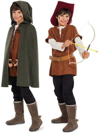 Boysu0027 Robin Hood Costume Pattern [b 9472] - £5.85  habithat.co.uk .  sc 1 st  Pinterest & Boysu0027 Robin Hood Costume Pattern [b 9472] - £5.85 : habithat.co.uk ...