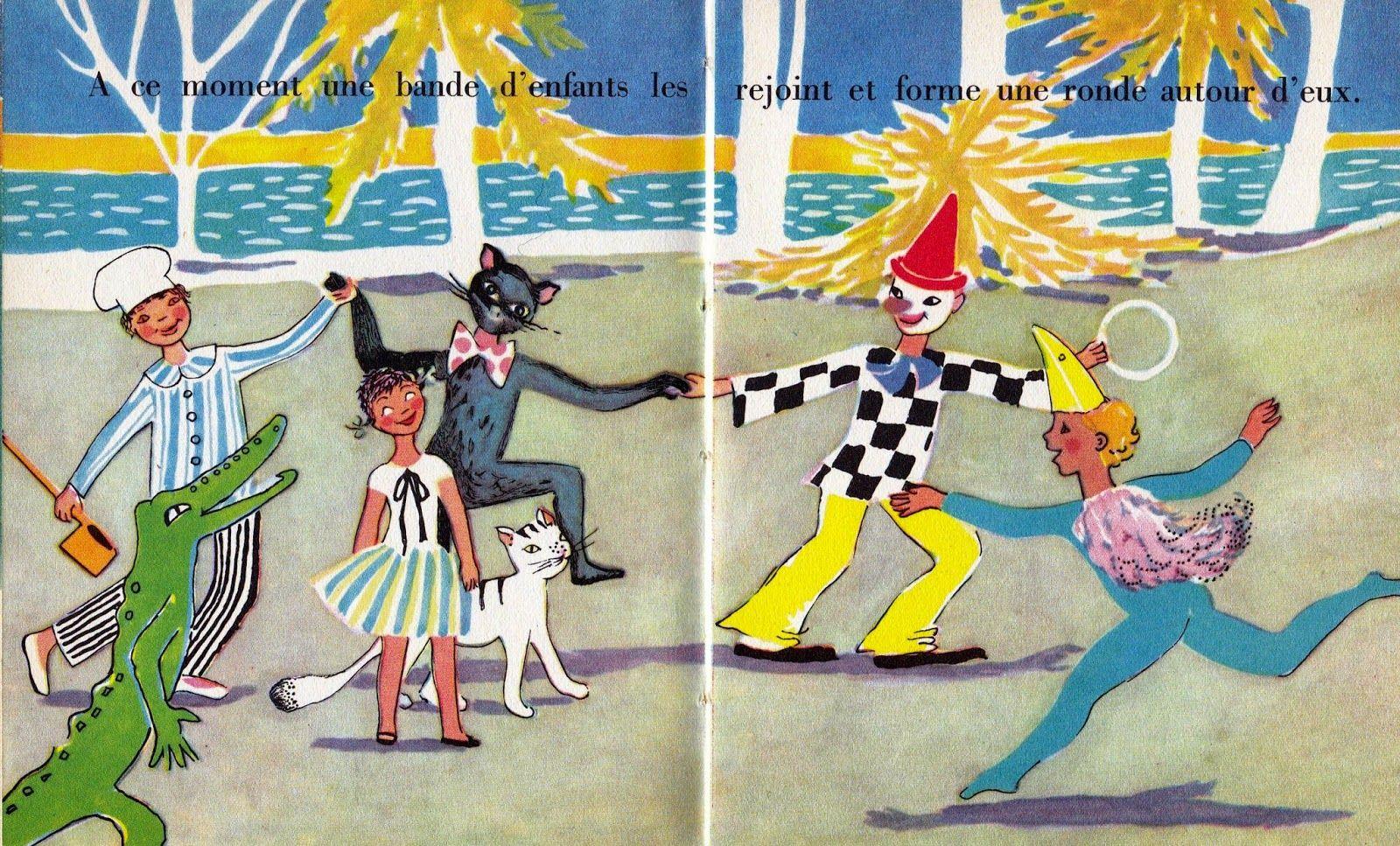 Valériane au Carnaval de Rio. Hatier 1958.