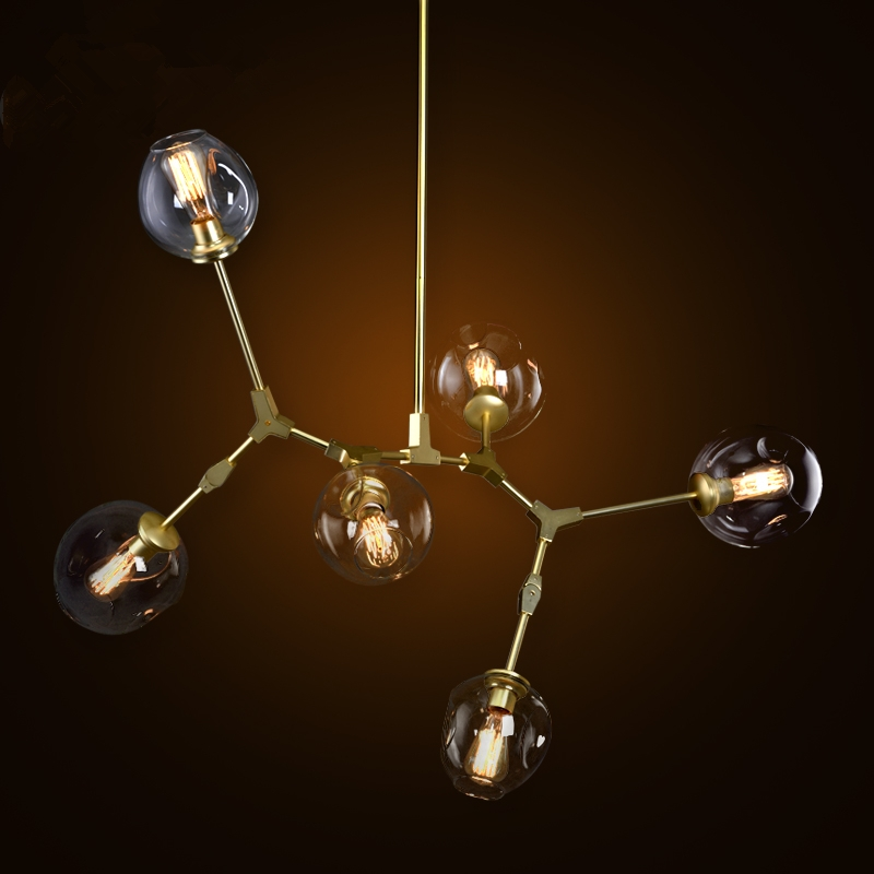Pendant Lamp Industrial Quality Glass Directly From China Chandelier Suppliers Luxury Bubble Lighting