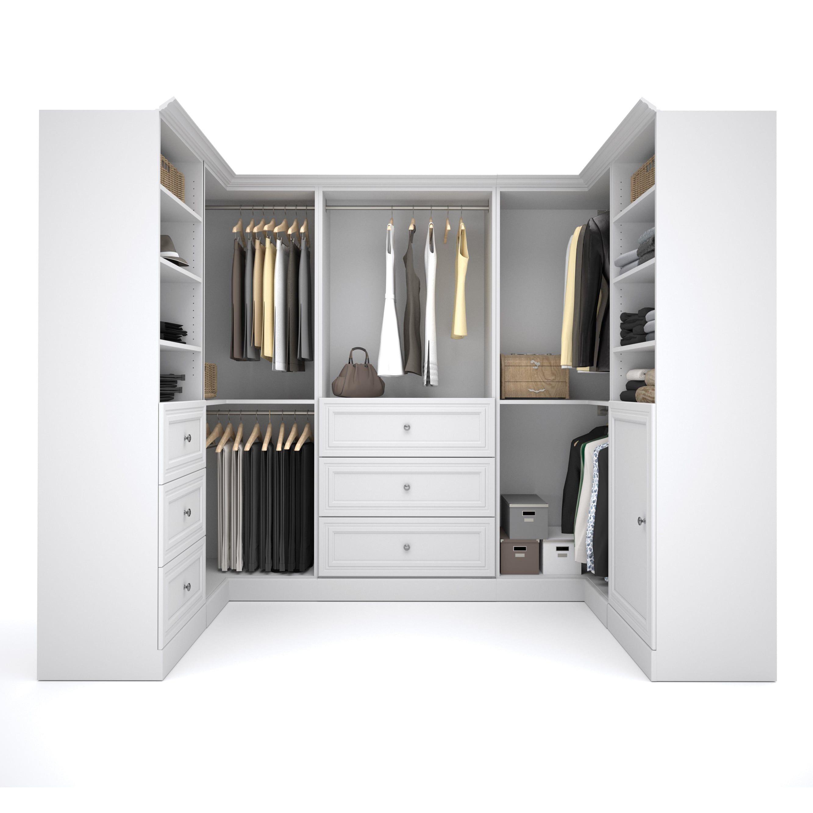 Amazon Com Prepac Elite Collection 32 Inch Storage Cabinet Utility Cabinets White Storage Cabinets Utility Storage Cabinet Storage Cabinets
