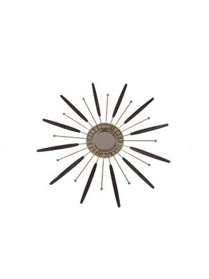 Mid-Century Modern Burst Mirror by Tiger Lily on Gilt Home