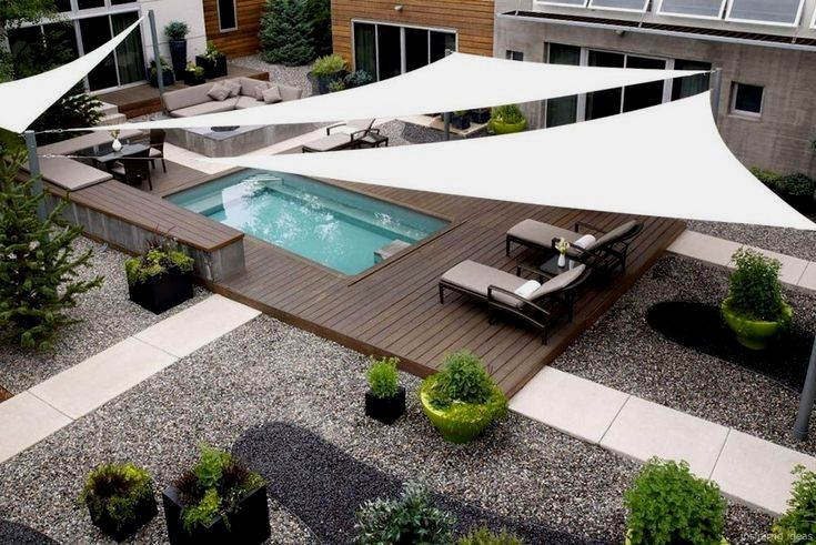 31 Pergola Designs With Roof You Might Consider Garden