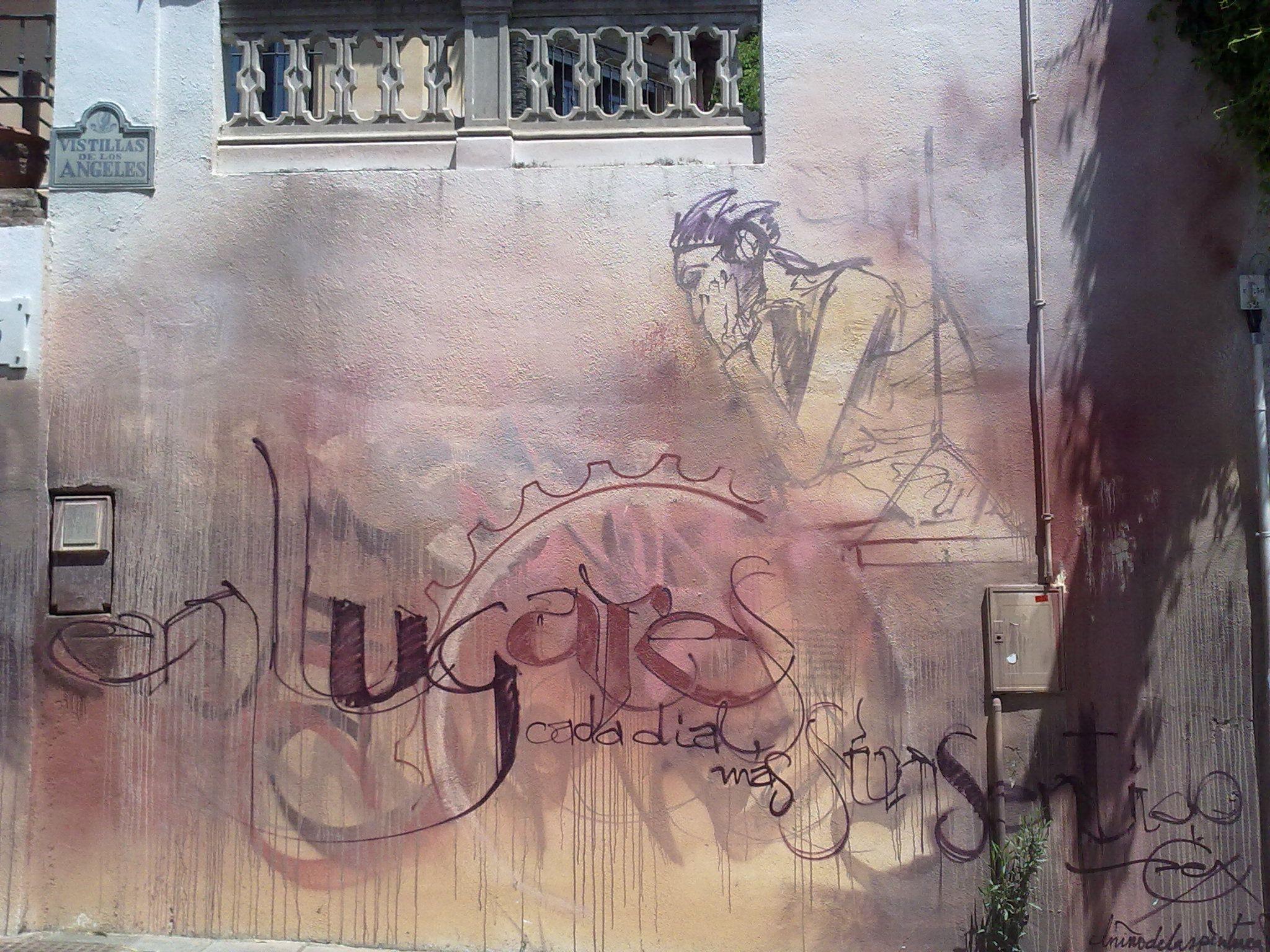 Realejo (Granada). Niño de las pinturas 2