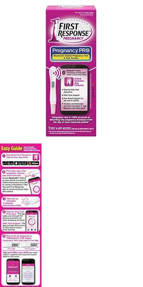 Pregnancy Tests 6pack First Response Pregnancy Pro Digital
