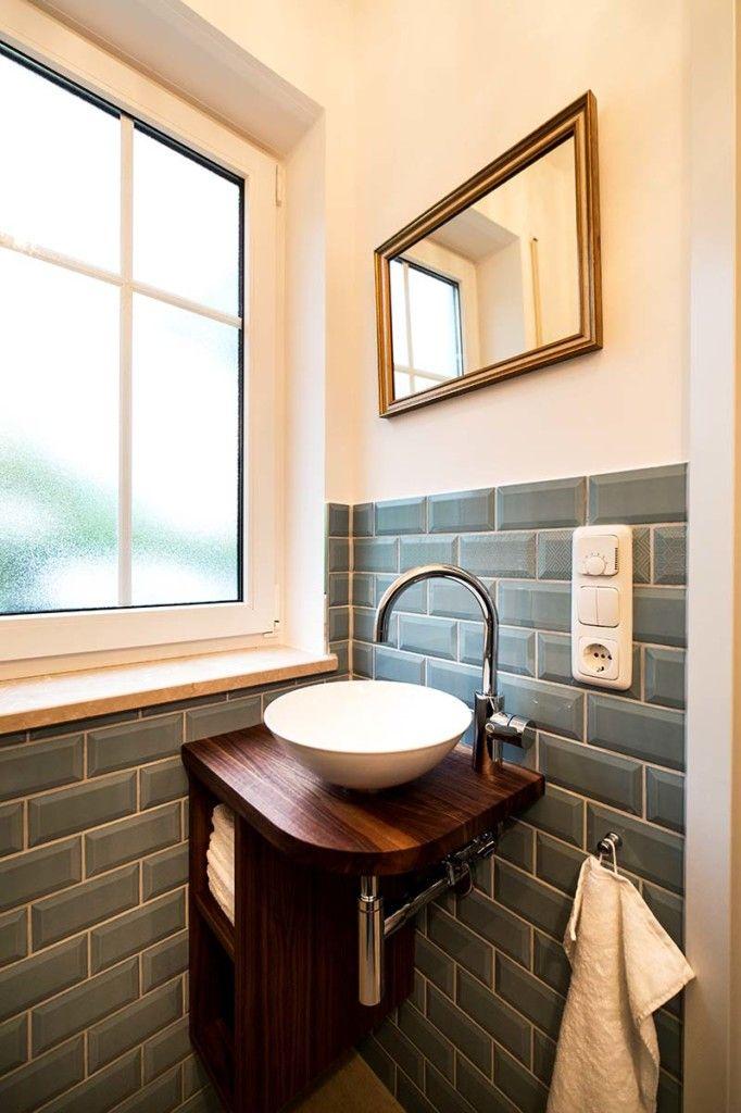 Gästetoilette sanieren: 6 Tipps für ein barrierefreies WC ...
