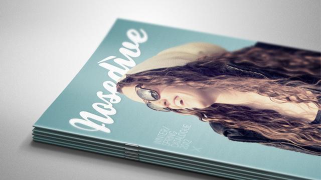 nosedive fashion catalogue