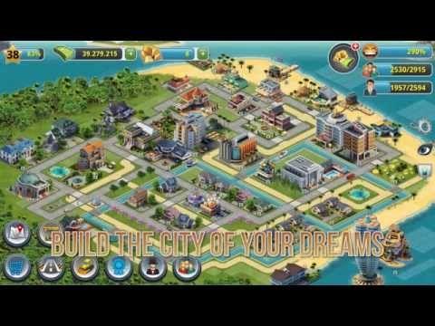 City Island 3 Building Sim Mod Para Hileli Apk Indir Apk Oyun Hilesi Hileli Android Oyun Indir City Island Town Games Sims