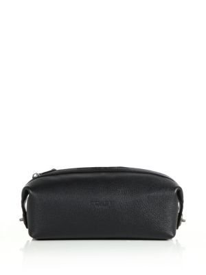 306613ff7c6d COACH Pebbled Leather Toiletry Case.  coach  bags  leather