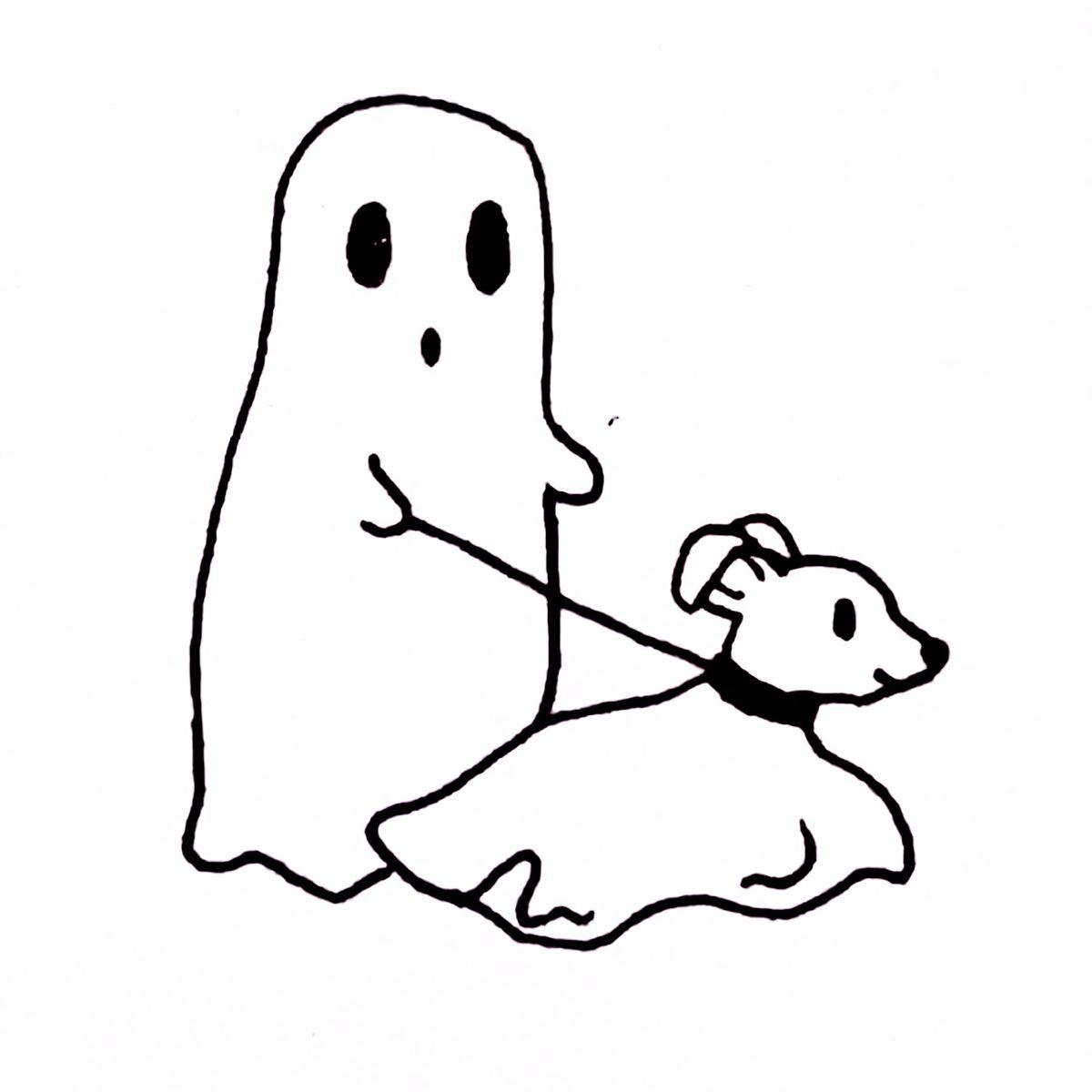 Abbiekye On Tik Tok 3 Ghost Tattoo Spooky Tattoos Mini Drawings