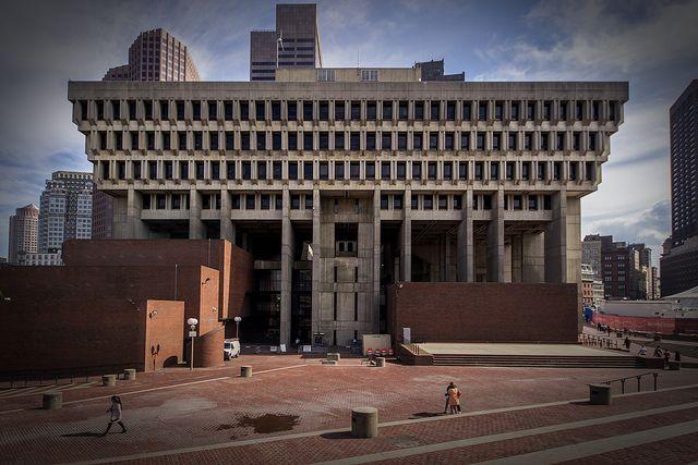 Boston City Hall