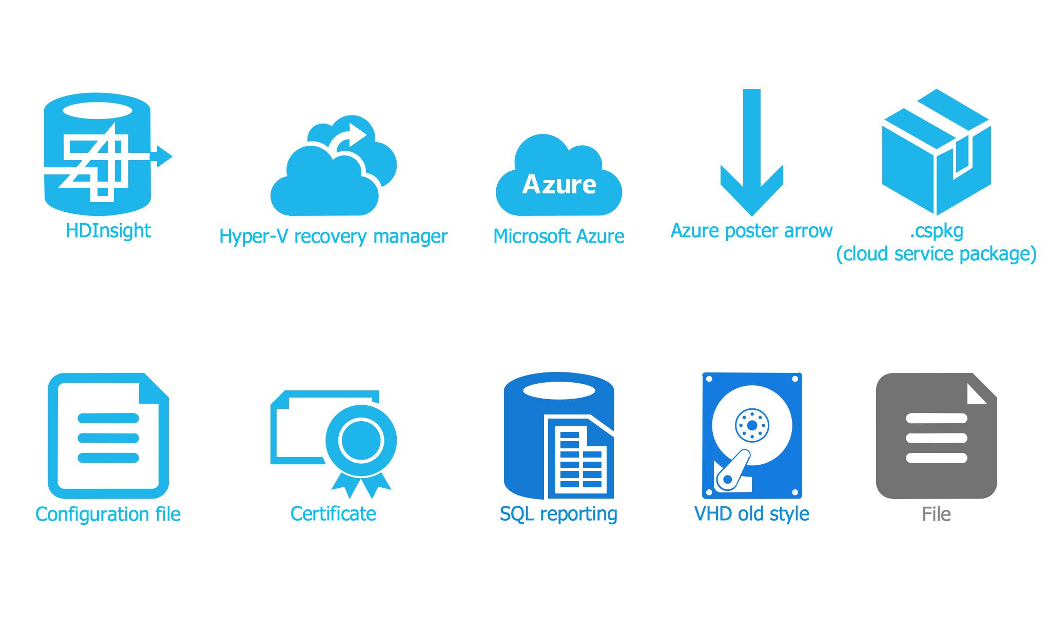 Design Elements Microsoft Azure Architecture — Deprecated