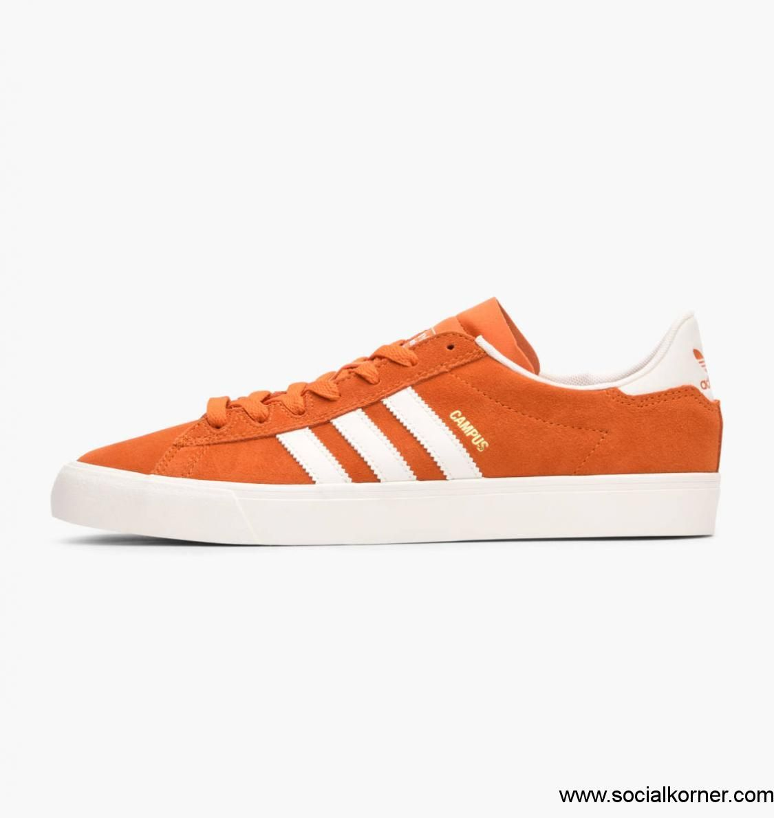 Adidas Campus Orange Vulc | Sneakers