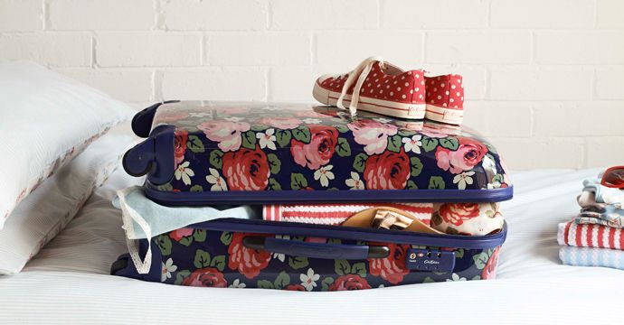 WIN OUR NEW AUBREY ROSE SUITCASE