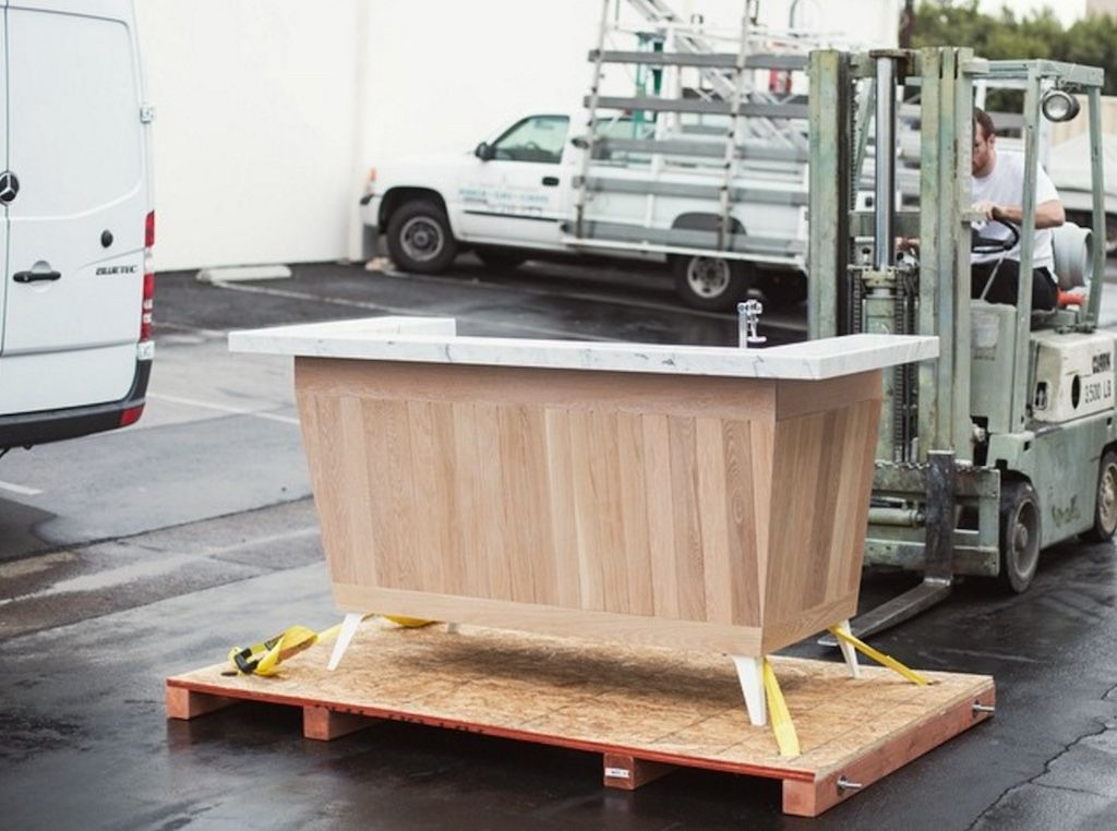The Barista Capsule Has Landed: A Readymade Retail Coffee Station
