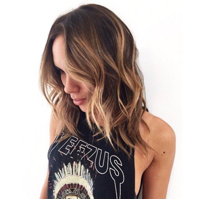 20 Beach Blonde Hair Ideas From Instagram: Instagram Post By ANJA BURTON (@anjabee)