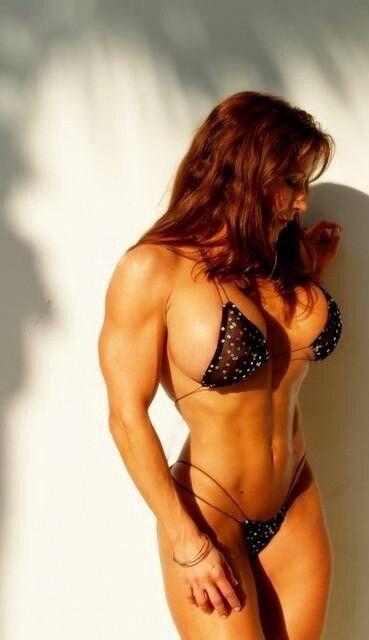 muscle girls cortes Nena