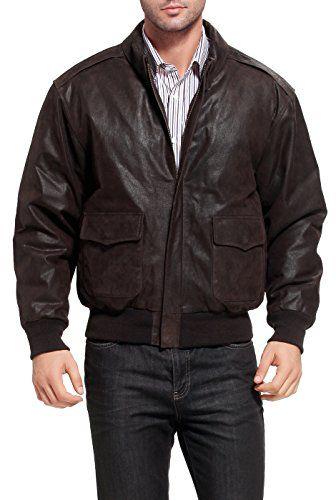 ec74edd28 Pin by Heather LeeAnn Evans on i want that.   Leather flight jacket ...