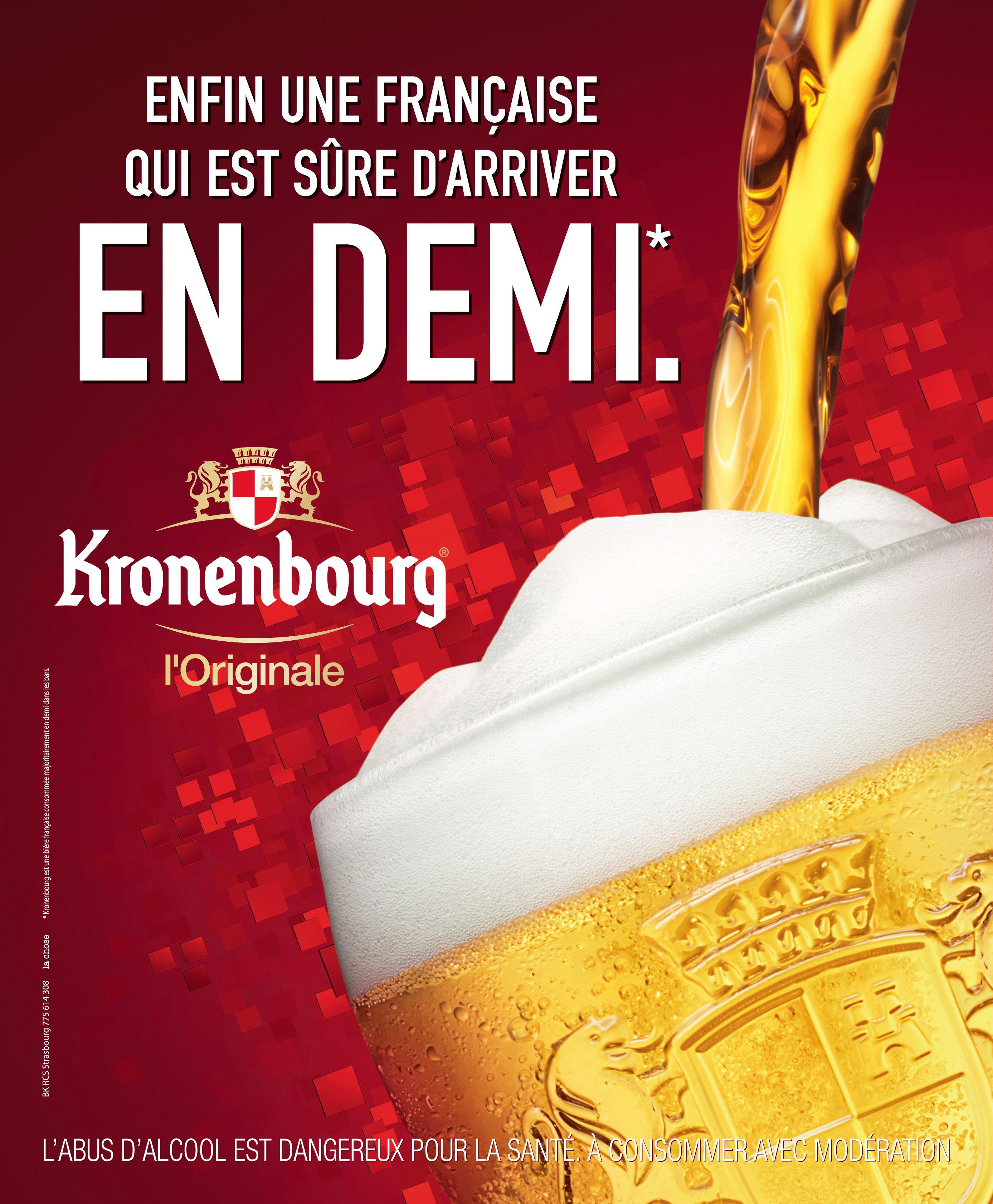 Kronenbourg, L'Originale by la chose - agence la chose