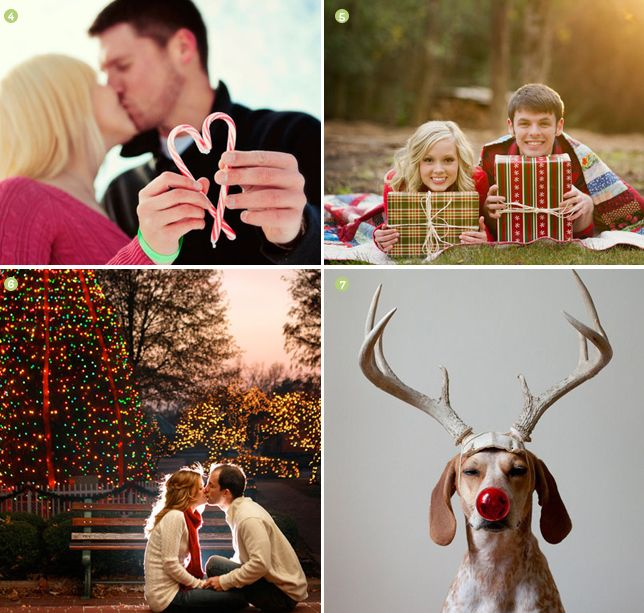 Good Christmas Photo Ideas Part - 4: Planning A Couples Christmas Card This Holiday Season? Take Some Cues From  Our Christmas Card Ideas Roundup!