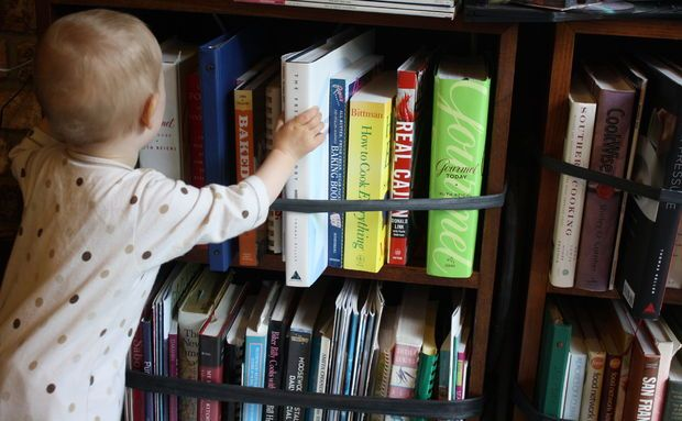 How To Baby Proof A Bookshelf Toddler Proofing