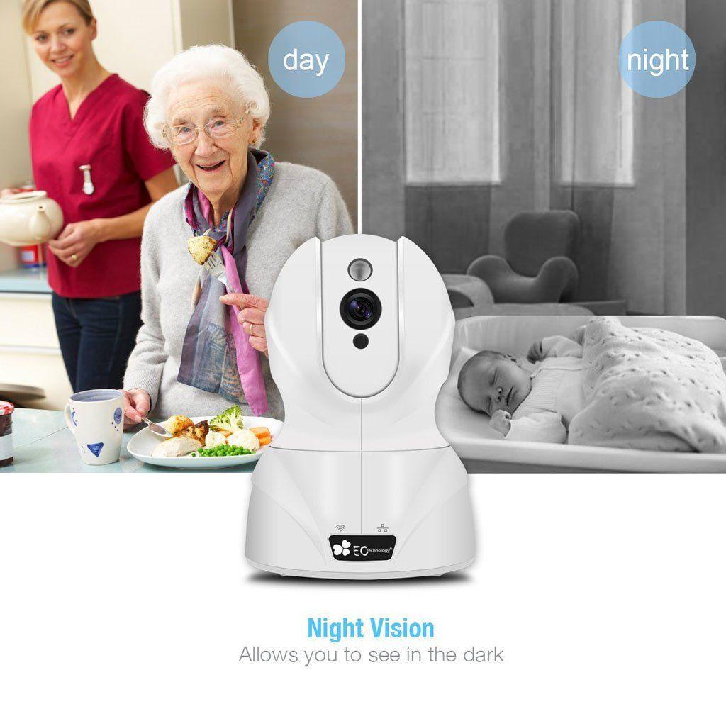 720P HD Wireless Baby Monitor Camera - Free Shipping   Baby health ...