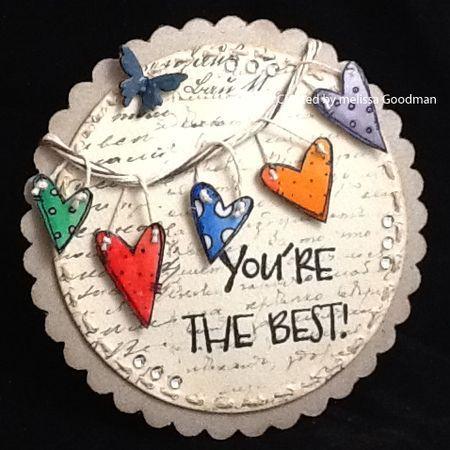 Melissa Goodman -You're the Best
