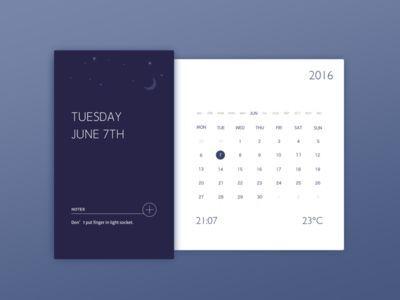 F82e719031b1efb3f5adb4a1cc377177 Calendar Widget Calendar Design