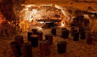 Caverna restaurante playa del carmen