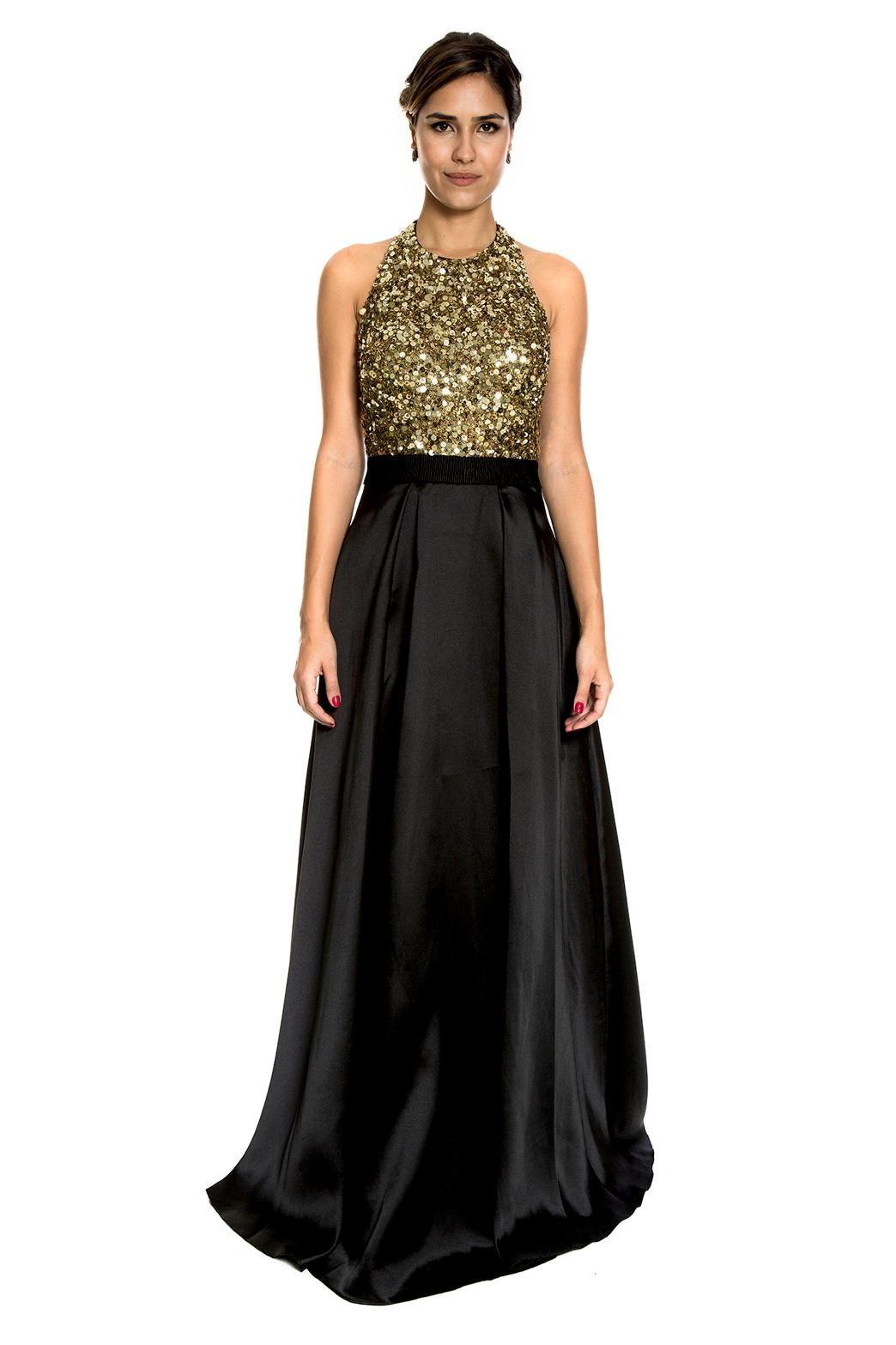 Vestido Samara - Badgley Mischka - Dress & Go