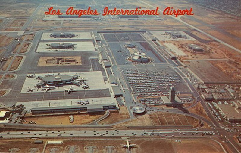 Vintage Classic Airliners Photos And Pictures Travel Fun Vintage Airline Posters Los Angeles History