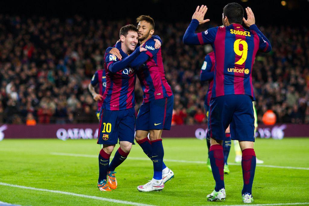 Epingle Sur Neymar Messi Suarez Msn