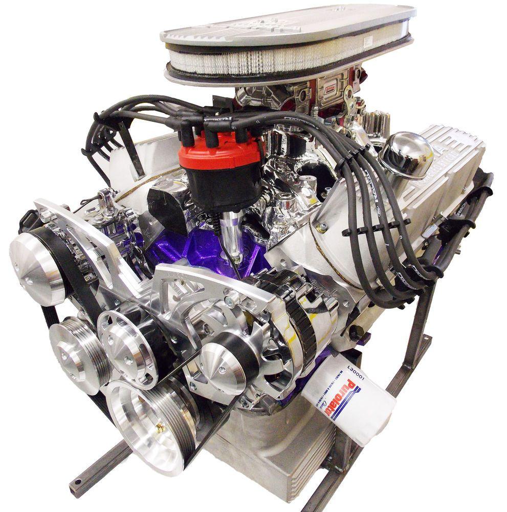500HP FORD 427 Shelby Cobra Custom stroker Engine Dyno
