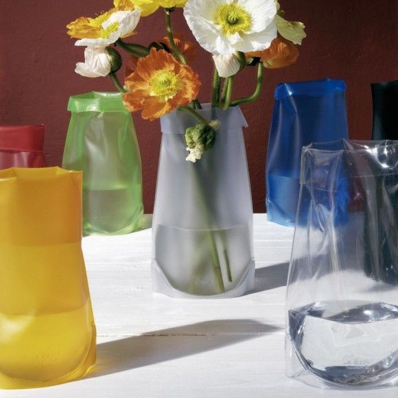 PVC Changeable Shape Vase (11,00 €)