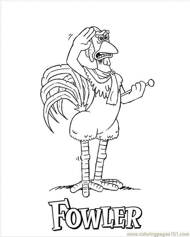 Fowler   Chicken Run / A Fuga das Galinhas   Pinterest