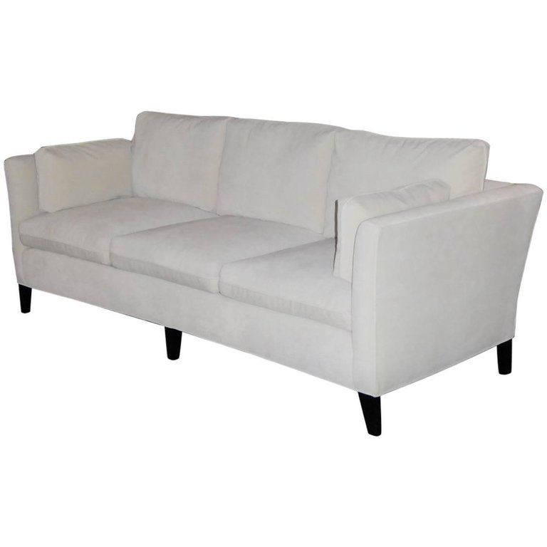 Outstanding Elegant Modern Three Seat Alexvale Tuxedo Sofa 1960S Lw Gmtry Best Dining Table And Chair Ideas Images Gmtryco