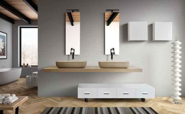 Meuble salle de bain design choisir un bon meuble de rangement