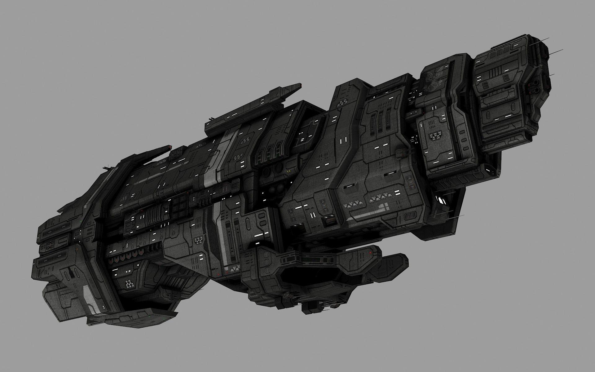 Marathon class cruiser (sins of the prophets mod)