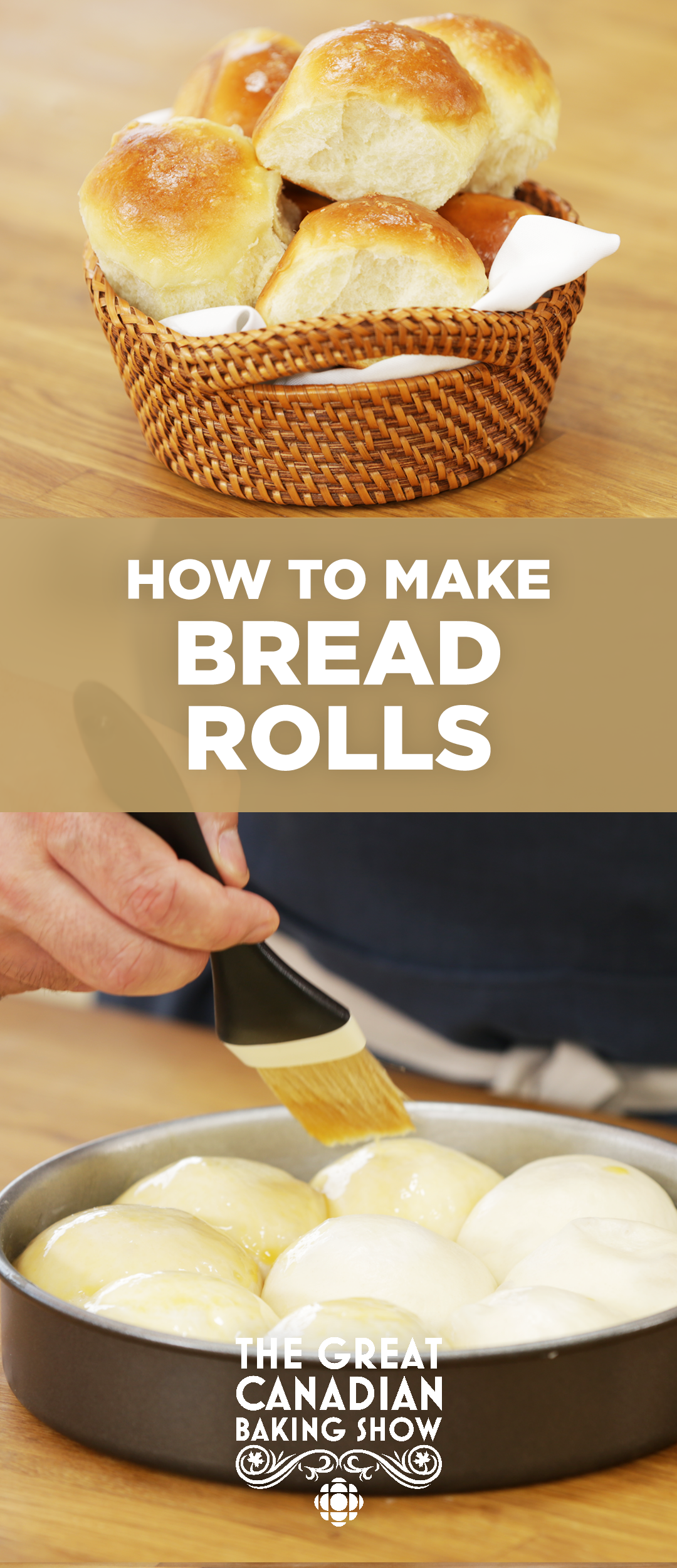 How to make bread rolls in 2020 British baking show