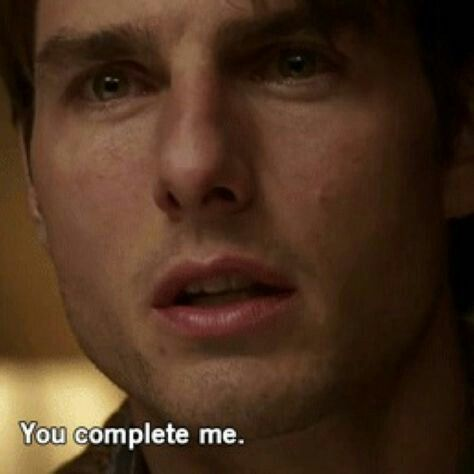 You had me at hello | Tom Cruise | Best movie quotes ...