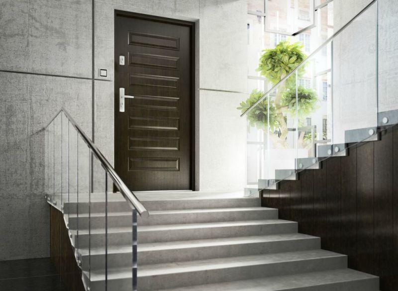 Steel doors in our offer