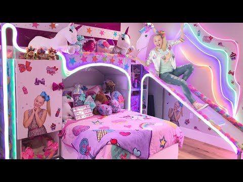 My New Bedroom Epic Room Tour Youtube Pok 243 J