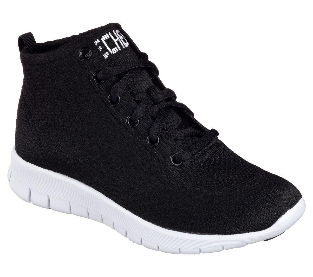 Skechers Hightop Sneakers 8.5