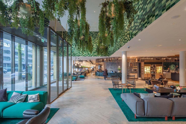 Gallery of Hyatt Regency Hotel Amsterdam