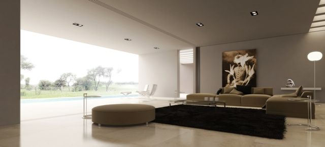 12  Modern living room ideas