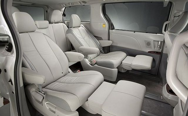 Delightful 2015 Toyota Sienna Interior Picture Nice Ideas