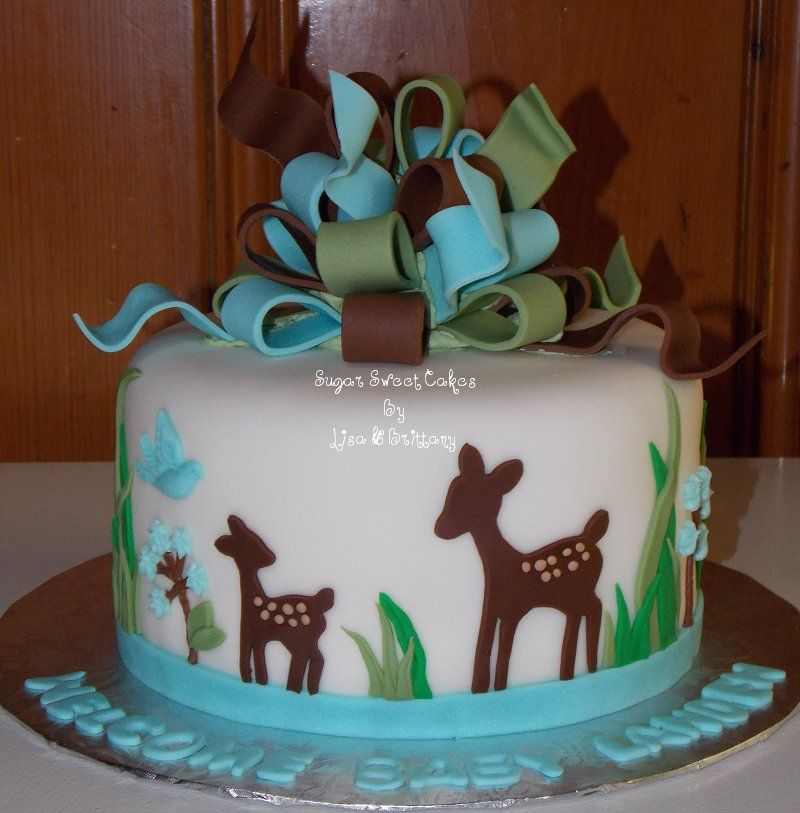 Willow Deer Baby Shower