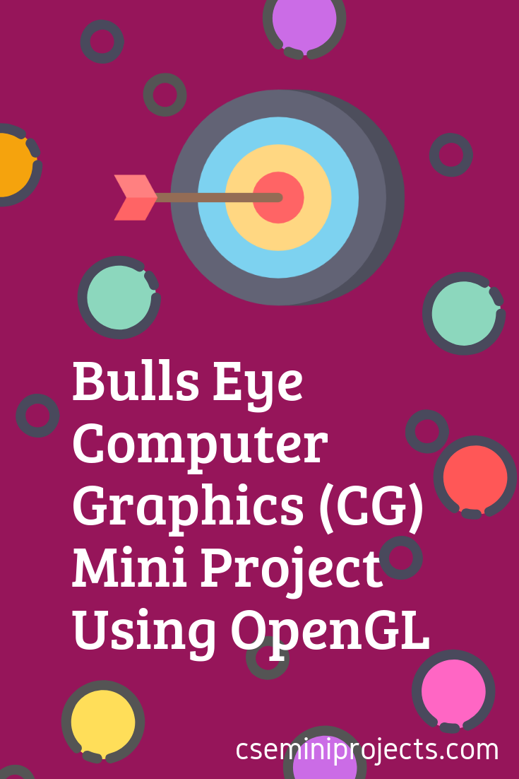 The Bull's eye is a small and good looking game to play and we can